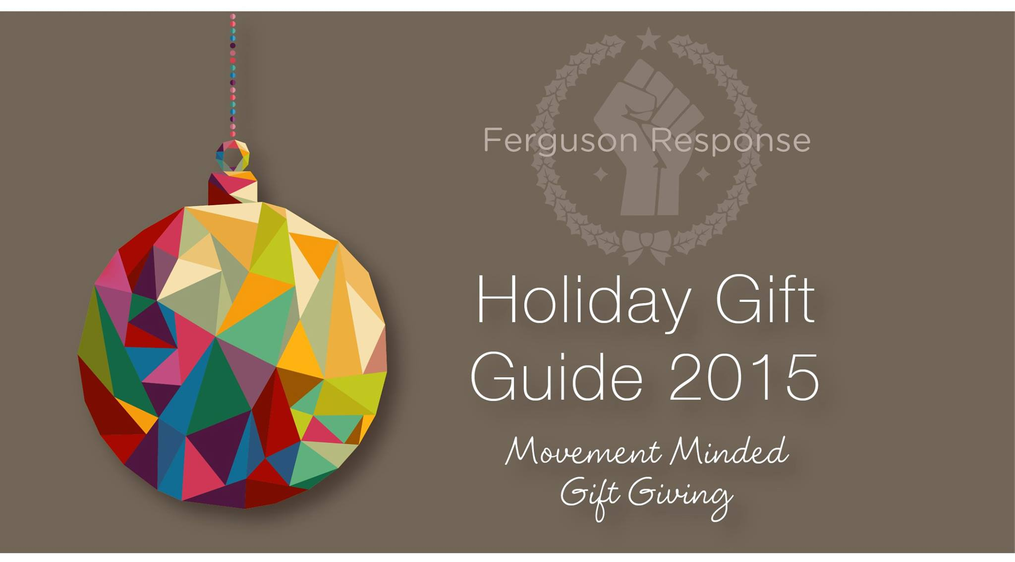 FRN Holiday Gift Guide 2015